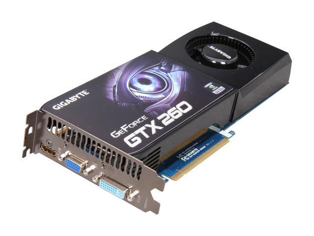 N260gtx-t2d896-ocv3) graphics card