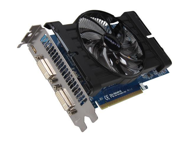 GIGABYTE GeForce GTS 450 (Fermi) DirectX 11 GV-N450D3-1GI Video Card