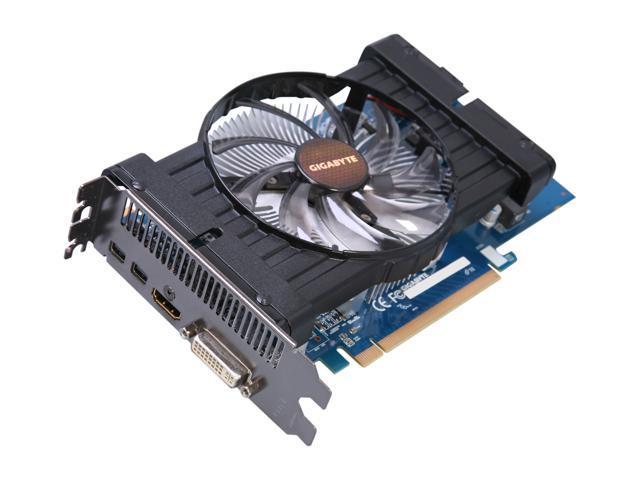 GIGABYTE Radeon HD 7770 DirectX 11 GV-R777OC-1GD Video Card