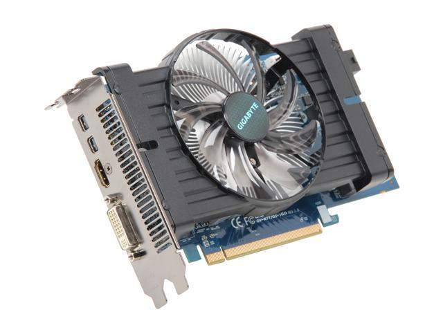 GIGABYTE Radeon HD 7770 DirectX 11 GV-R777D5-1GD Video Card