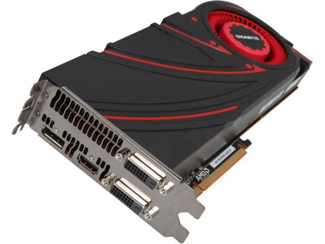 GIGABYTE Radeon R9 290 GV-R929D5-4GD-B Video Card