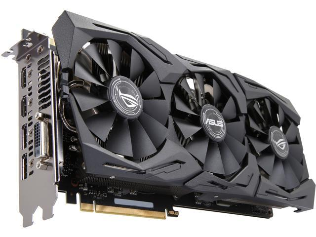 ASUS ROG GeForce GTX 1070 Ti 8GB 256-Bit Video Card