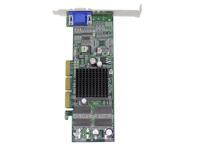 MSI GeForce2 MX400 DirectX 7 MX400D-64 Video Card