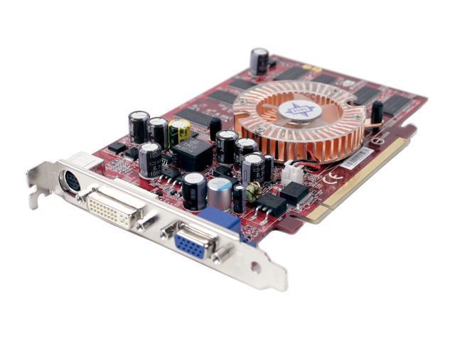 MSI GeForce 6600 DirectX 9 NX6600-TD256E Video Card
