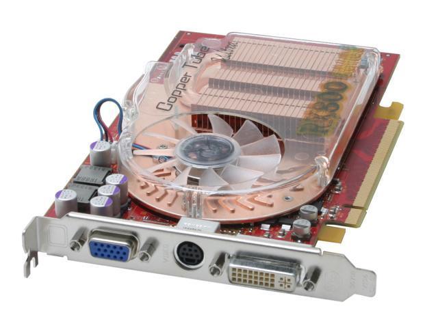 MSI Radeon X800 DirectX 9 RX800-TD256E 256MB 256-Bit GDDR3 PCI Express x16 Video Card