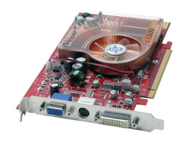 MSI RX800-TD128E Radeon X800 128MB 256-bit DDR PCI Express x16 Video Card