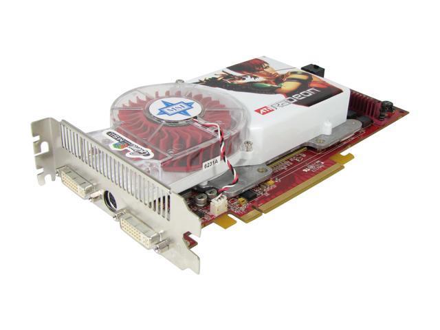 MSI Radeon X1900XTX DirectX 9 RX1900XTX-VT2D512E 512MB 256-Bit GDDR3 PCI Express x16 CrossFireX Support Video Card With Game King Kong