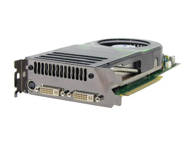 MSI GeForce 8800 GTS DirectX 10 NX8800GTS-T2D640E-HD OC Video Card