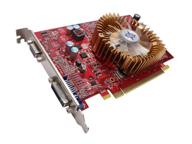 MSI Radeon HD 4650 DirectX 10.1 R4650-D512 Video Card
