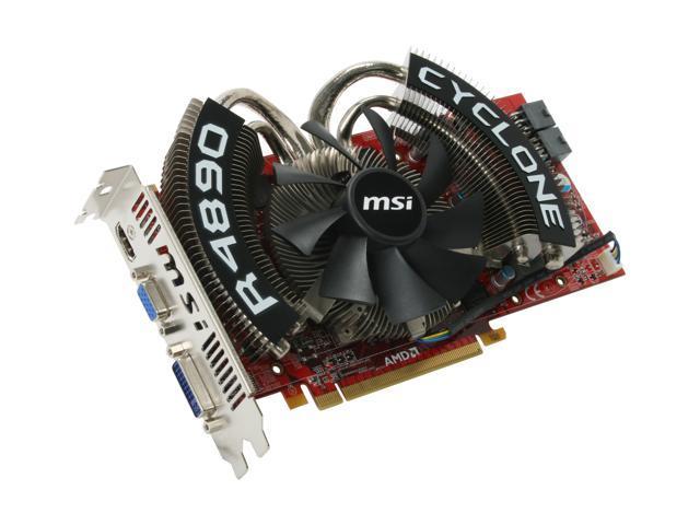 Msi r4890