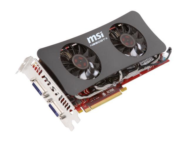 MSI GeForce GTX 260 DirectX 10 N260GTX Twin Frozr OC Video Card