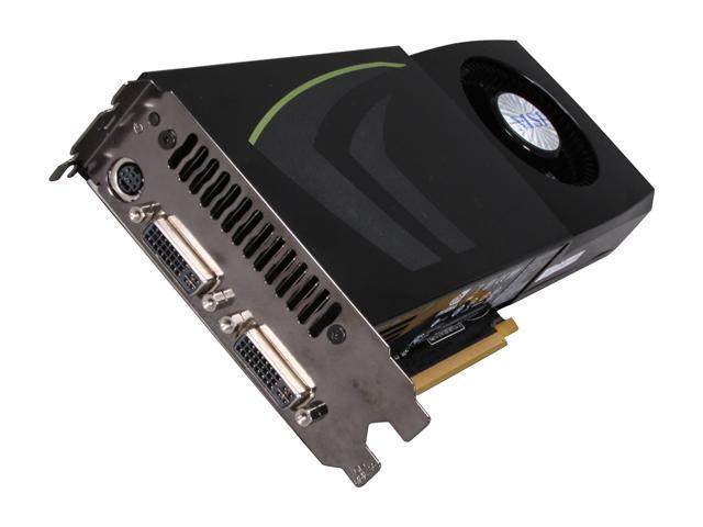 MSI GeForce GTX 285 DirectX 10 N285GTX-T2D1G-OC Video Card