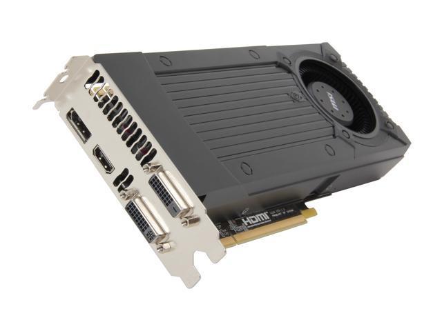 MSI GeForce GTX 670 DirectX 11 N670GTX-PM2D2GD5/OC 2GB 256-Bit GDDR5 PCI Express 3.0 x16 HDCP Ready SLI Support Video Card