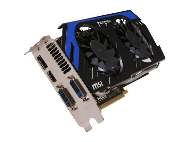 MSI GeForce GTX 670 DirectX 11 N670 PE 2GD5/OC Video Card