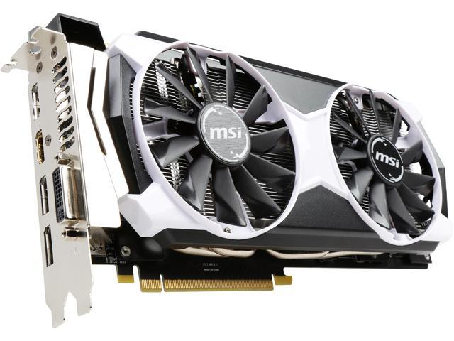 MSI GeForce GTX 980 4GD5T OC