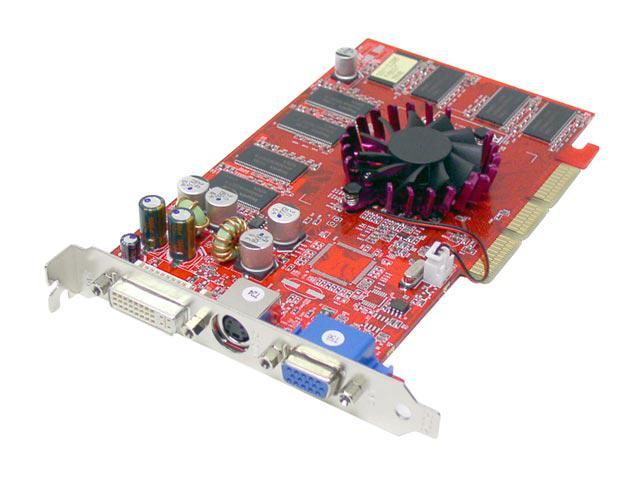 GAINWARD GeForce FX 5600XT DirectX 9 FX PowerPack! Ultra/780 TV/DVI FLASH Video Card