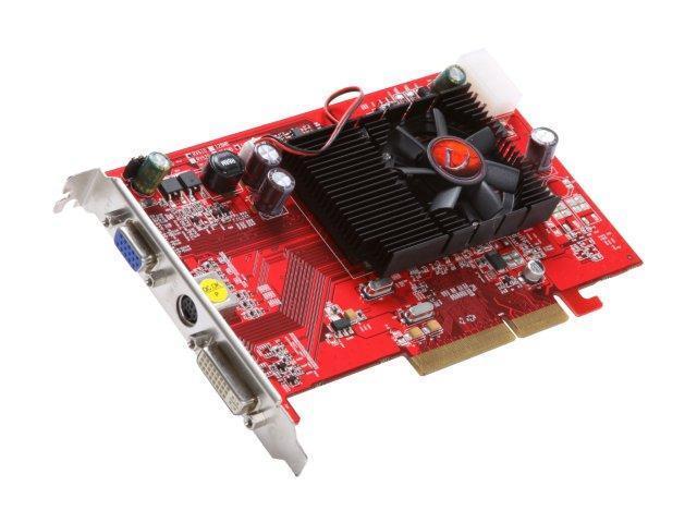 VisionTek Radeon HD 2400PRO DirectX 10 900216 Video Card