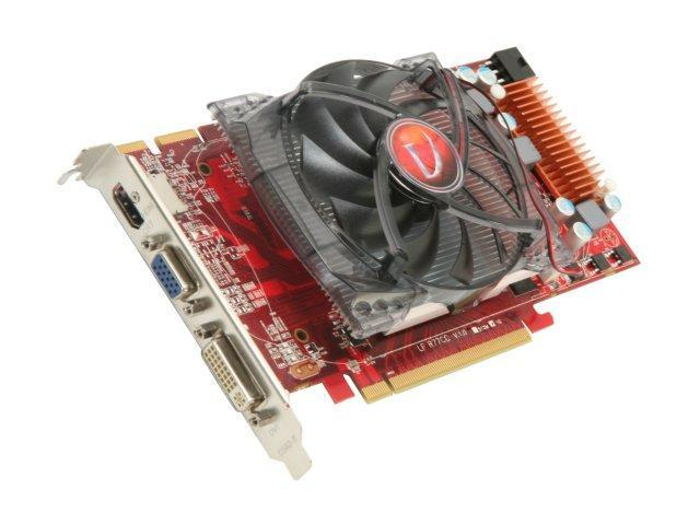 VisionTek Radeon HD 4850 DirectX 10.1 900287 Video Card
