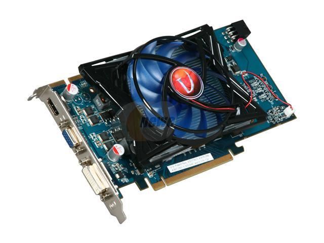 VisionTek Radeon HD 4850 DirectX 10.1 900268 512MB 256-Bit GDDR3 PCI Express 2.0 x16 HDCP Ready CrossFireX Support Video Card