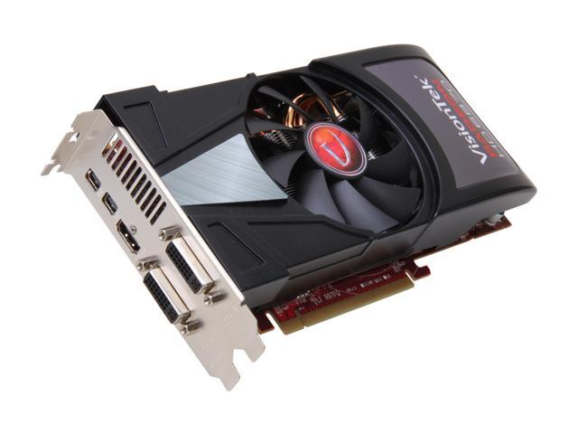 VisionTek Radeon HD 6870 DirectX 11 900338 Video Card with Eyefinity