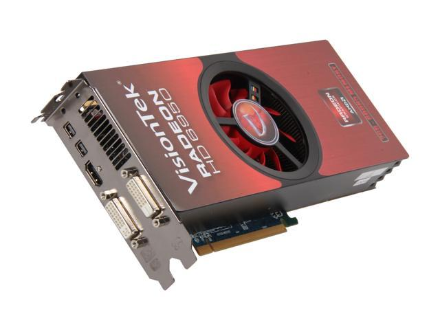 VisionTek Radeon HD 6950 DirectX 11 900352 Video Card with Eyefinity
