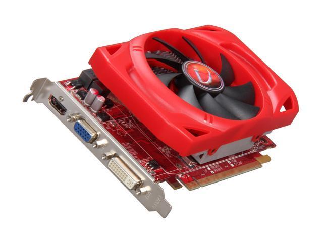 VisionTek Radeon HD 6670 DirectX 11 900369 1GB GDDR5 PCI Express 2.1 x16 HDCP Ready Video Card