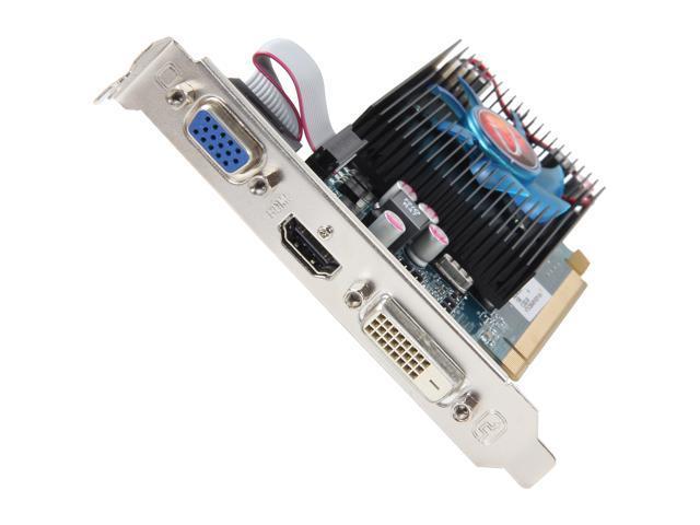 VisionTek Radeon HD 5550 DirectX 11 900331 1GB PCI Express 2.0 x16 HDCP Ready Video Card