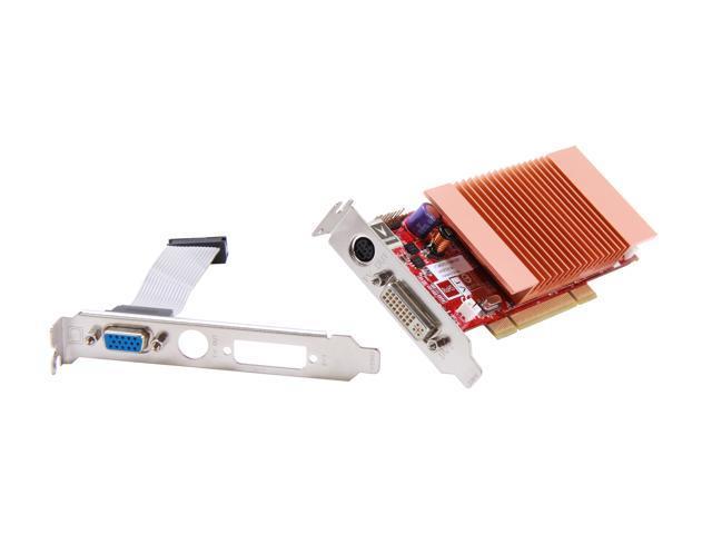 VisionTek Radeon HD 3450 DirectX 10.1 900321 512MB DDR2 PCI Video Card