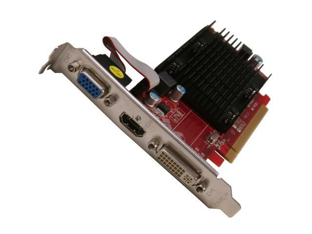 VisionTek Radeon HD 5450 DirectX 11 400746 Video Card