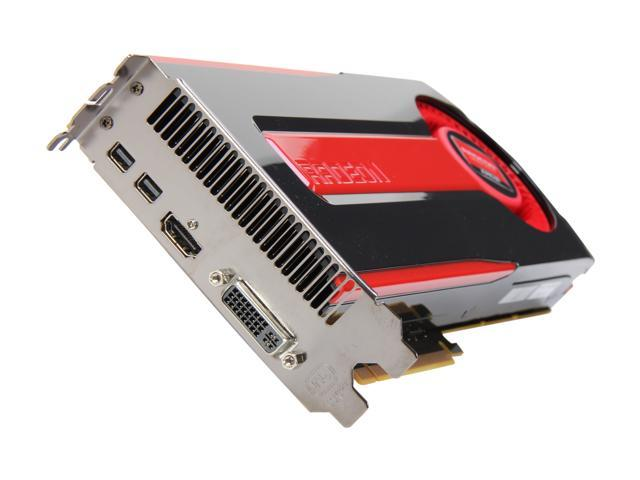 VisionTek Radeon HD 7970 DirectX 11 900491 3GB 384-Bit GDDR5 PCI Express 3.0 x16 HDCP Ready CrossFireX Support Video Card