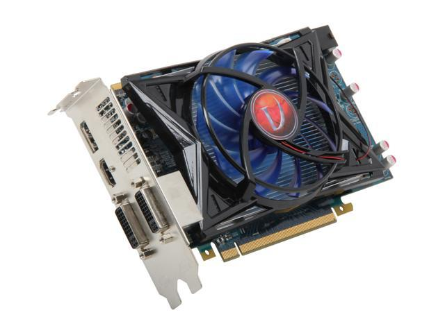 VisionTek Radeon HD 5750 DirectX 11 57501GPCIE 1GB 128-Bit GDDR5 PCI Express 2.1 x16 HDCP Ready CrossFireX Support Video Card