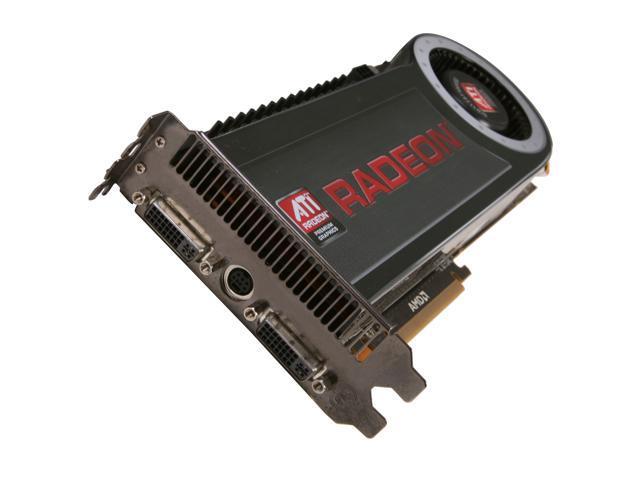 VisionTek Radeon HD 4870 X2 DirectX 10.1 400440 2GB GDDR5 PCI Express 2.0 x16 HDCP Ready Video Card