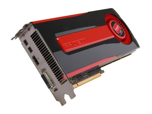 VisionTek Radeon HD 7970 DirectX 11 900556 Video Card