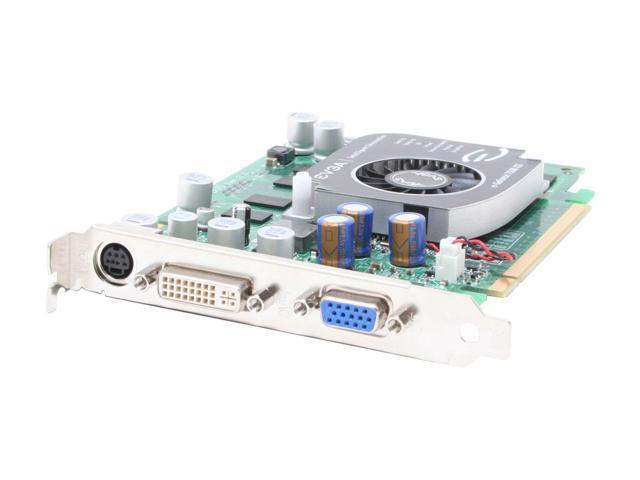 EVGA GeForce 7600GS DirectX 9 256-P2-N547 Video Card