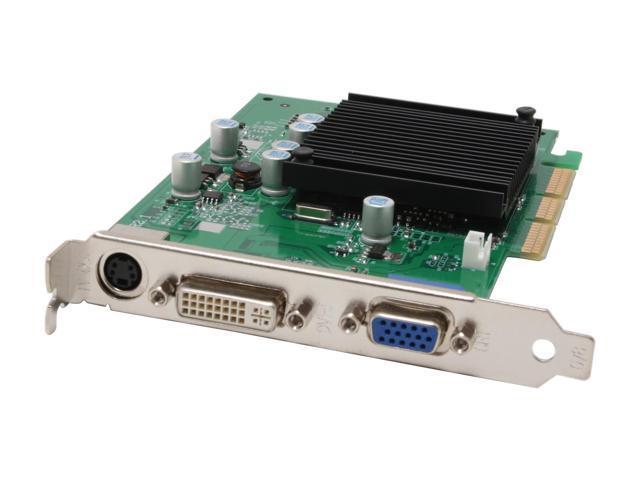 EVGA GeForce 6200LE DirectX 9 256-A8-N295-LX 256MB 64-Bit GDDR2 AGP 4X/8X Video Card