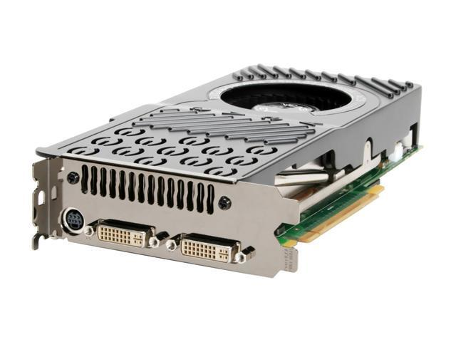 EVGA 320-P2-N817-AR GeForce 8800GTS 320MB 320-bit GDDR3 PCI Express x16 HDCP Ready SLI Supported Video Card