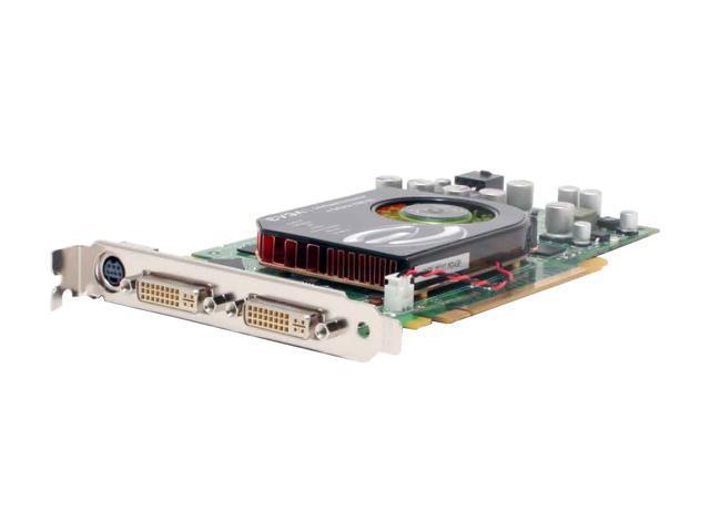 EVGA GeForce 7900GS DirectX 9 256-P2-N620-AR 256MB 256-Bit GDDR3 PCI Express x16 SLI Support Video Card