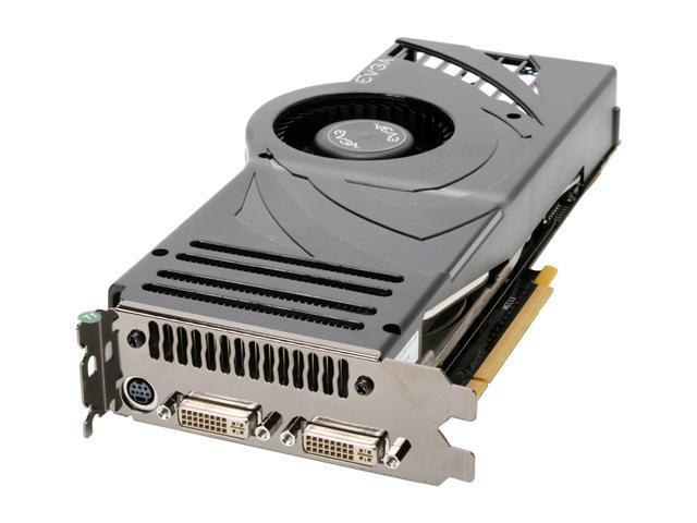 EVGA GeForce 8800 Ultra DirectX 10 768-P2-N887-AR Video Card