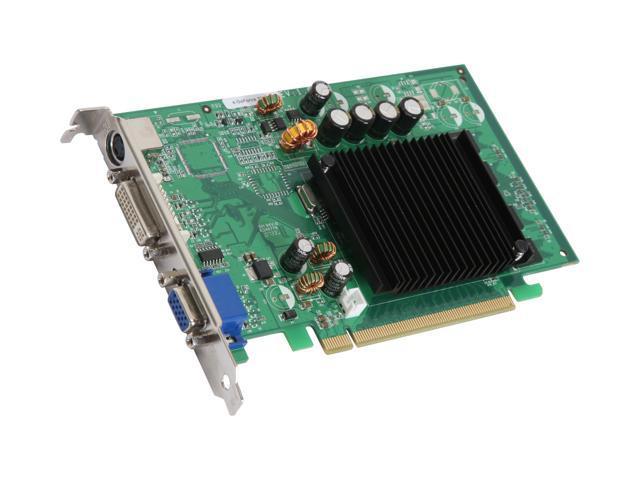EVGA GeForce 7200GS DirectX 9 256-P2-N429-LR Video Card