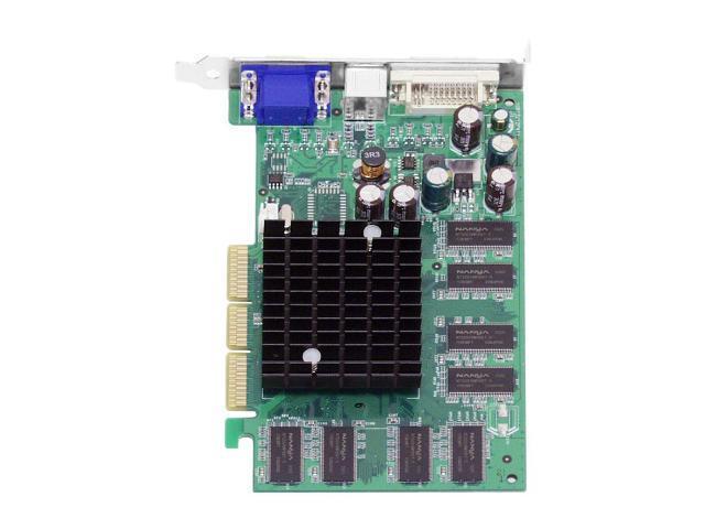 EVGA GeForce FX 5200 DirectX 9 256-A8-N307-TX Video Card