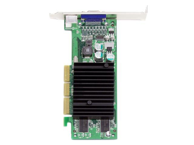 EVGA GeForce FX 5200 DirectX 9 064-A8-N300-LX Video Card