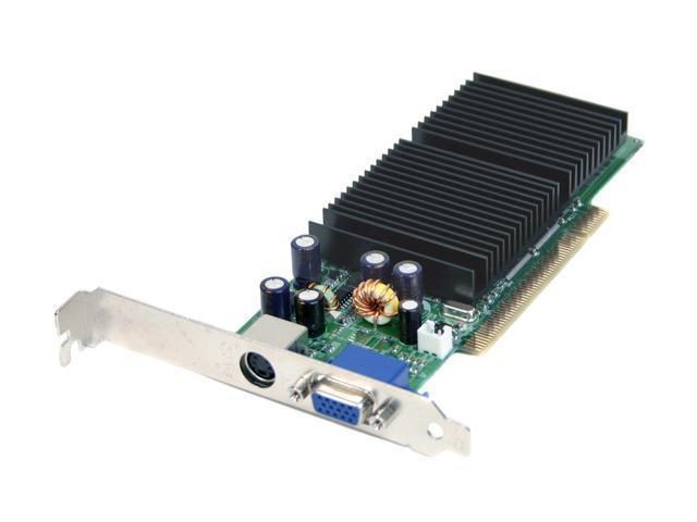EVGA GeForce MX4000 DirectX 7 128-P1-NV94 Low Profile Video Card