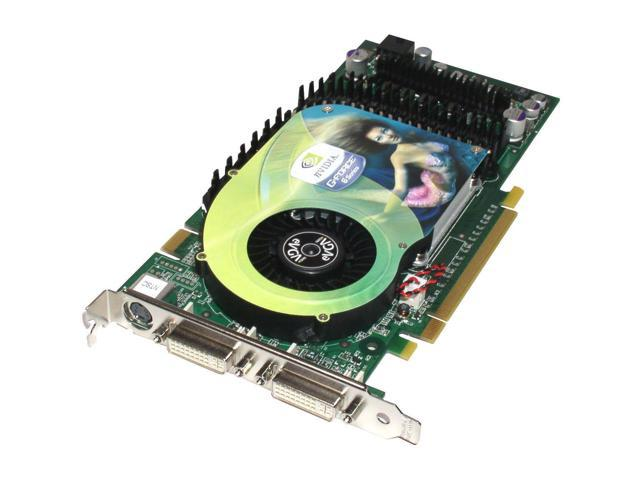 EVGA GeForce 6800GT DirectX 9 256-P2-N376-AX Video Card