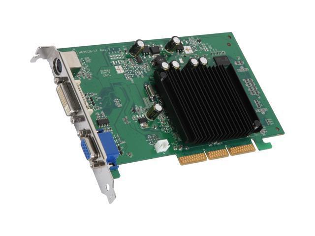 EVGA GeForce 6200 DirectX 9 256-A8-N341-LX Video Card