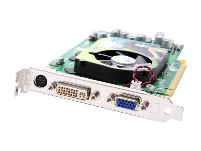 EVGA GeForce 6800XT DirectX 9 128-P2-N367 Video Card