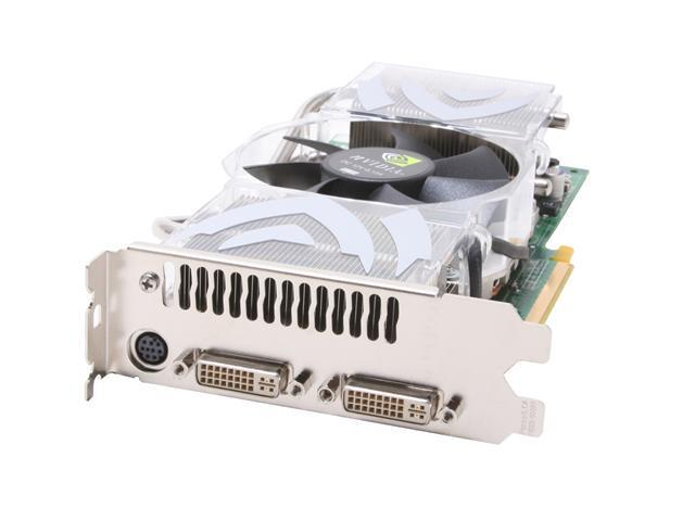 EVGA GeForce 7800GTX DirectX 9 512-P2-N545 Video Card