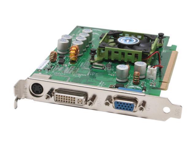 EVGA GeForce 7300GS DirectX 9 256-P2-N436-LX Video Card