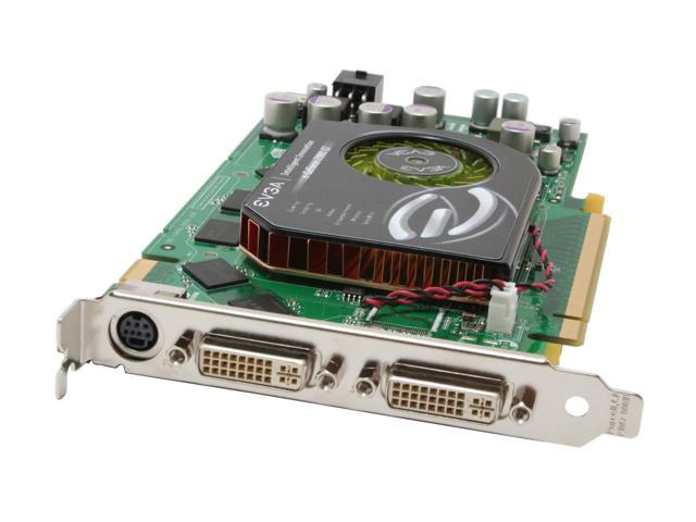 EVGA 256-P2-N563-AX GeForce 7900GT 256MB 256-bit GDDR3 PCI Express x16 SLI Supported Video Card