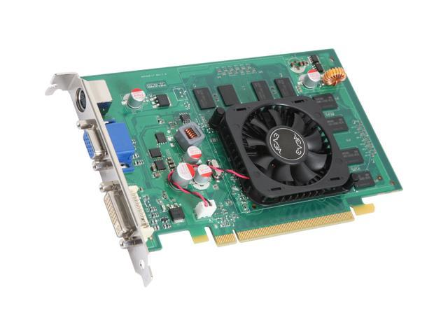EVGA GeForce 8500 GT DirectX 10 512-P2-N747-LR Video Card