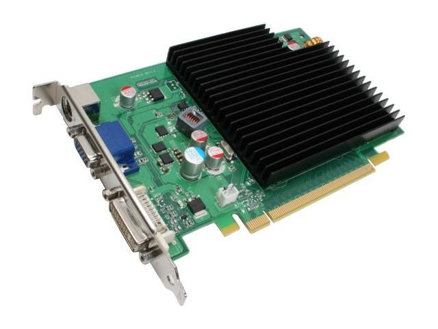 EVGA 256-P2-N749-LR GeForce 8500GT 256MB 128-bit GDDR2 PCI Express x16 HDCP Ready SLI Supported Video Card